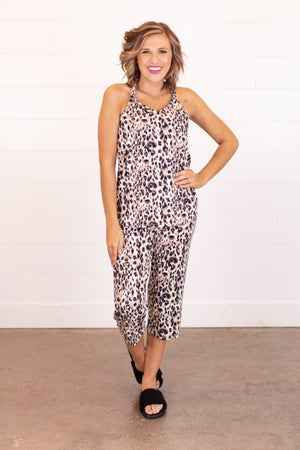 sku16524 | Animal Print Pajama Set