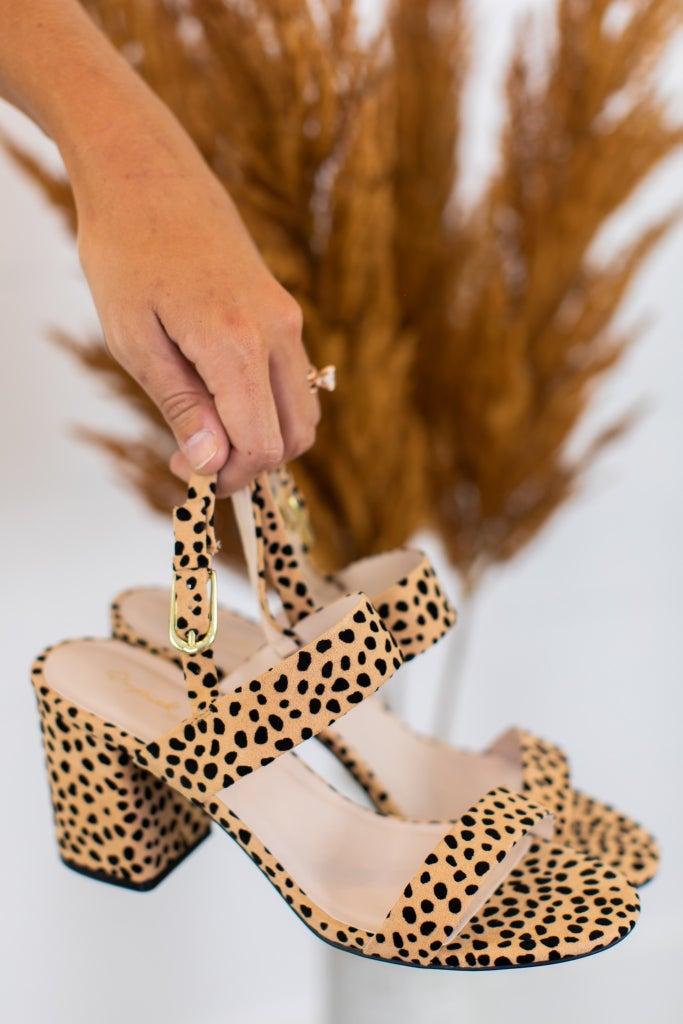 sku15351   Capsule Block Heel Sandal