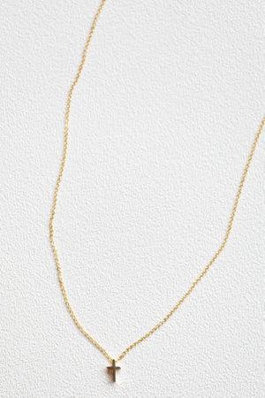 sku17296   Cross Pendant Necklace