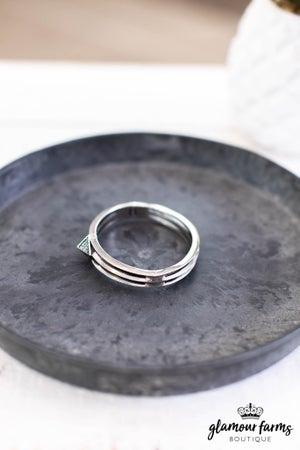 sku13871   Hinged Bangle Bracelet