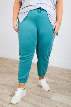 sku18478   **Daily Deal** Drawstring Jogger Sweatpants