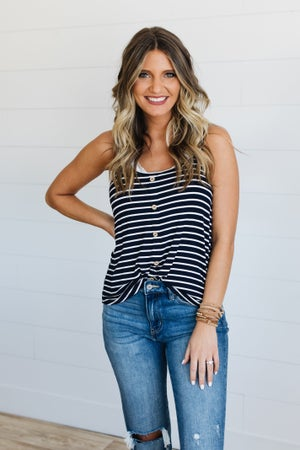sku18762 | **Daily Deal** Striped Cami Top