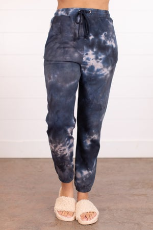 sku17106 | Tie Dyed Joggers