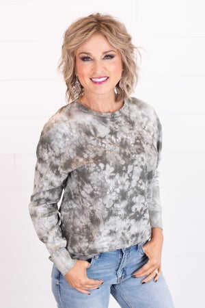 sku16784 | **Daily Deal** Tie Dyed Top