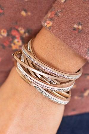 sku16241 | Layered Wrap Bracelet