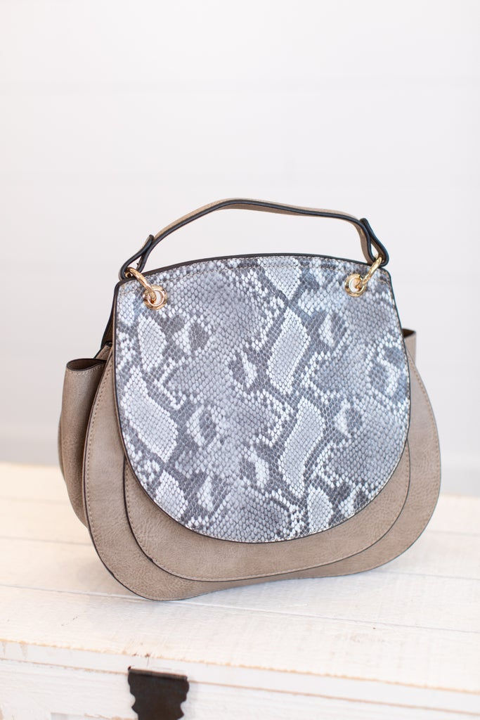 sku17156   Saddle Handbag