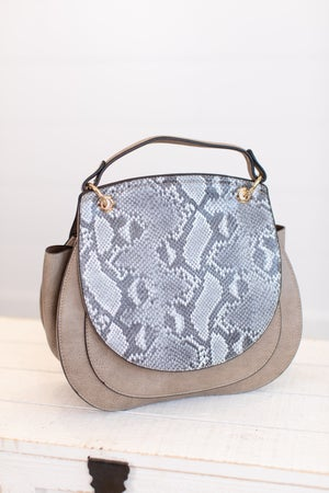 sku17156 | Saddle Handbag