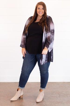 sku15688 | Tie Dye Kimono