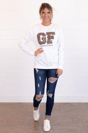 sku15074 | GF Applique Sweatshirt