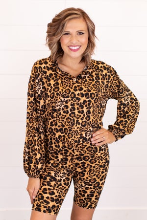 sku17232 | Animal Print Lounge Set