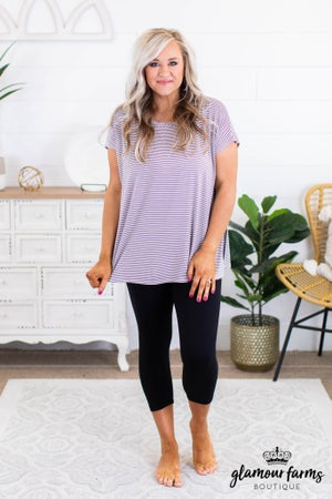 sku11965 | **Daily Deal** Capri Yoga Leggings