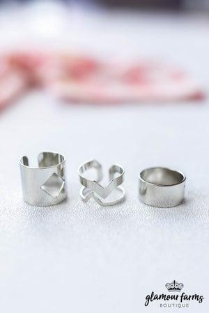sku12312   Adjustable Rings