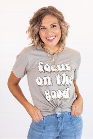 sku15794 | Focus On The Good Tee