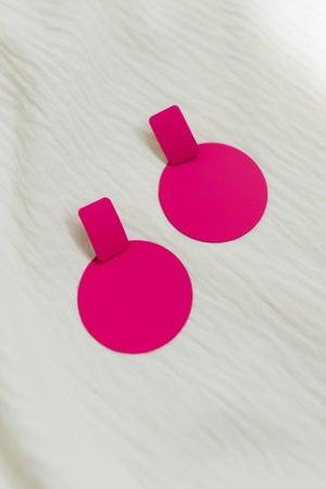 sku20691   Geometric Dangle Earrings