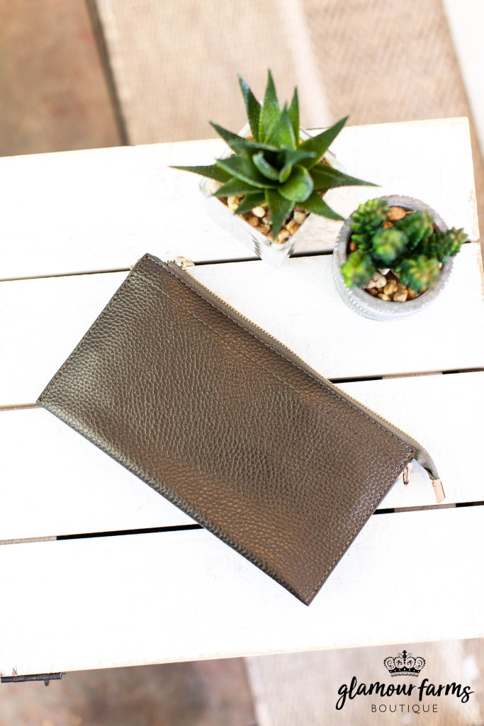 sku10811 | Wristlet Crossbody Bag