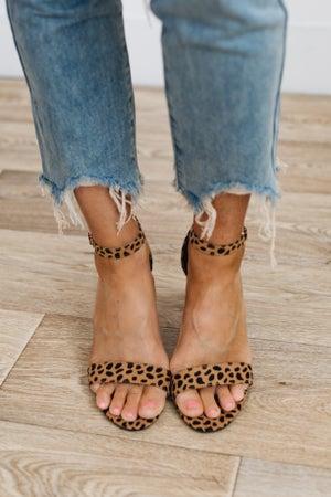 sku19348 | Striking Block Heel Sandal