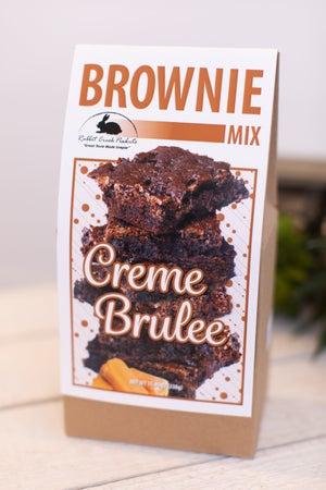 sku18020 | Créme Brulee Brownie Mix