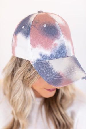 sku15433 | Tie Dyed Baseball Hat