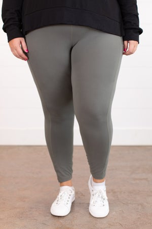 sku16563 | **Daily Deal** Butter Soft Yoga Leggings