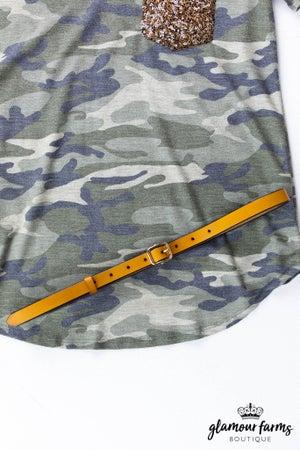 sku12726   Skinny Belt