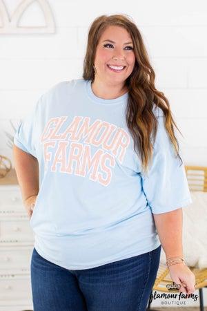 sku14719 | Glamour Farms Graphic Tee