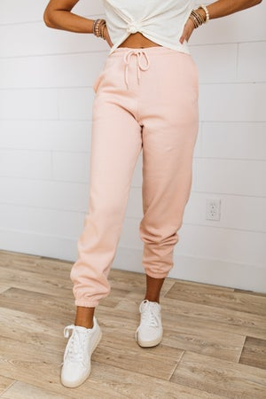 sku18789 | **Daily Deal** Oversized Drawstring Sweatpants
