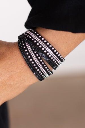 sku17274 | Studded Wrap Bracelet