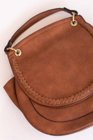 sku17155 | Saddle Handbag