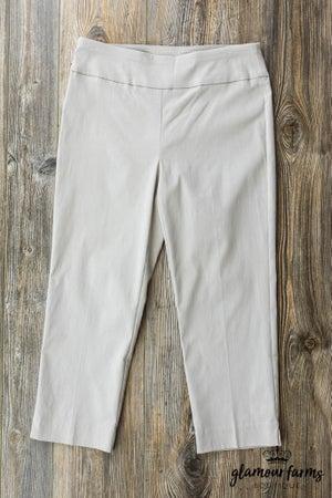 sku12825 | Woven Capri Pants