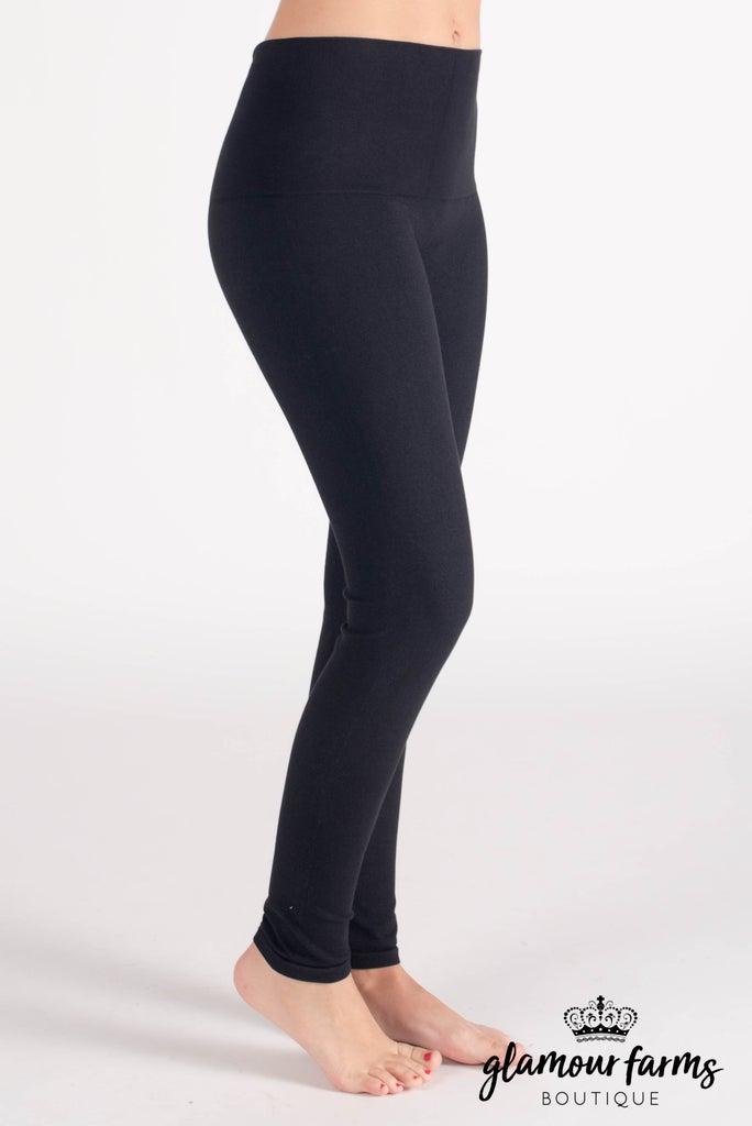 sku017m | Ahh-mazing Tummy Tuck Denim Ankle Legging