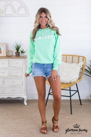 sku13319   Homebody Graphic Sweatshirt