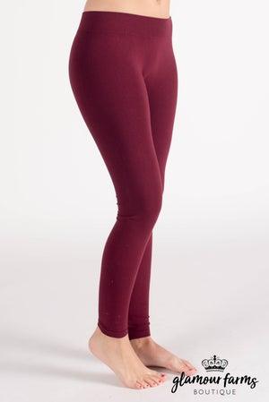 sku014c | Curvy Ahh-mazing Ankle Legging