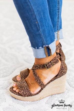 sku12195 | Patti Platform Wedge Sandal