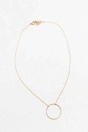 sku17342 | Circle Necklace