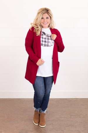 sku16181 | **Daily Deal** Sweater Cardigan