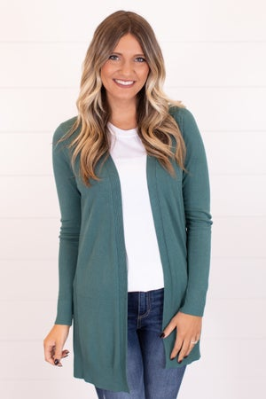 sku16251 | **Daily Deal** Butter Soft Sweater Cardigan