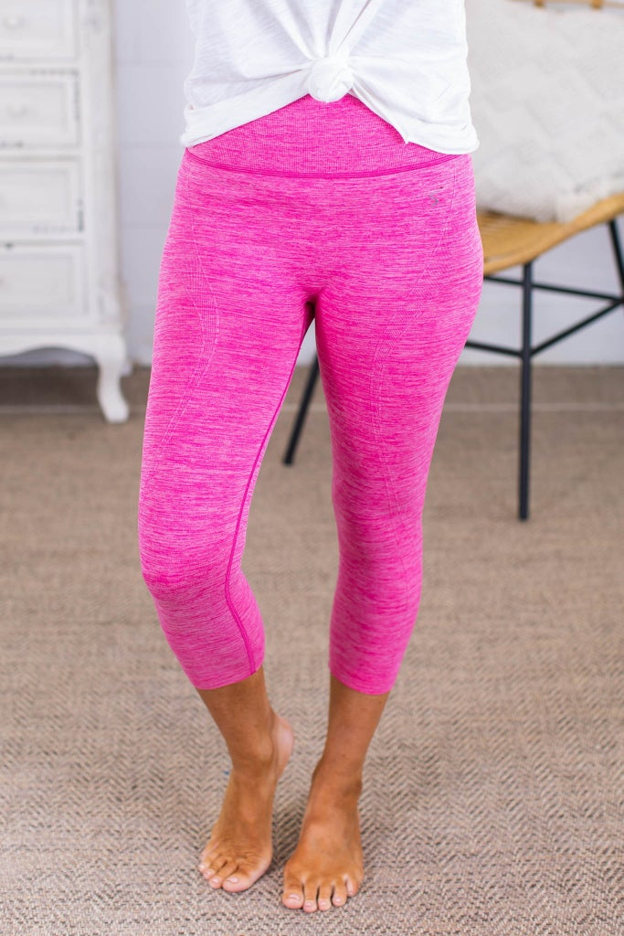 sku13771 | **Daily Deal** Two-Tone Active Leggings