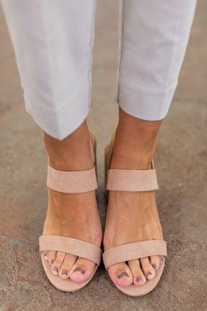 sku15351 | Capsule Block Heel Sandal