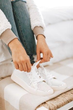 sku17929   Milo Perforated Sneaker