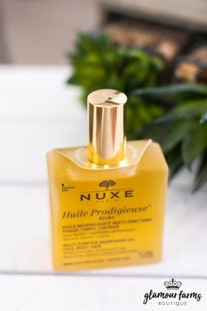 sku13987 | Nuxe Multi-Purpose Nourishing Oil