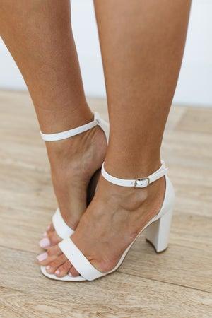 sku20632 | Godiva Block Heel Sandal