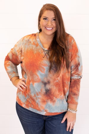 sku16001 | Tie Dyed Sweatshirt