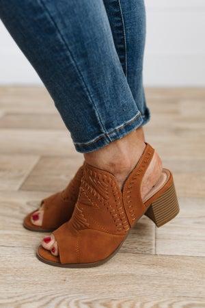 sku19411 | Prize Western Open Toe Sandal
