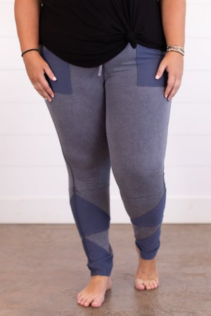 sku15332 | Mineral Washed Leggings