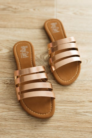 sku19272 | Bikini Strappy Slide Sandal