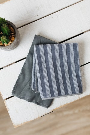 sku19673 | 2-Pack Stainless Steel Cleaning Cloths