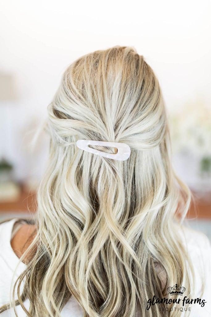 sku8544 | Tortoiseshell Hair Clip