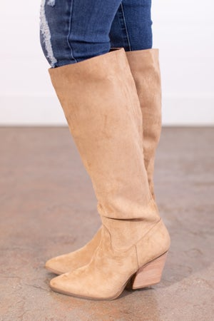 sku17683 | Lacey Knee High Western Boot