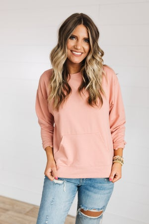 sku18765 | **Daily Deal** Kangaroo Pocket Sweatshirt
