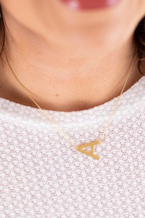 sku17291 | Initial Necklace